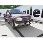 Fifth Wheel and Gooseneck Wiring Harness Installation - 2001 GMC Sierra