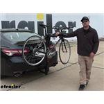 Yakima Hitch Bike Racks Review - 2020 Toyota Camry