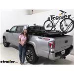 Yakima BedRock HD Truck Bed Cargo Rack Review - 2020 Toyota Tacoma