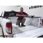 Yakima BedRock HD Truck Bed Cargo Rack Installation - 2020 Ram 1500
