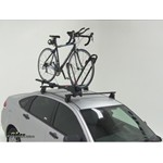 Yakima FrontLoader Roof Bike Rack Review - 2010 Ford Focus