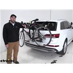 Yakima Trunk Bike Racks Review - 2020 Audi Q7
