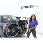 Yakima Trunk Bike Racks Review - 2006 Nissan Altima