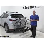 Yakima HoldUp Hitch Bike Racks Review - 2020 Mazda CX-5