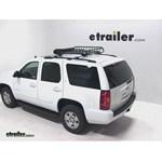 Yakima LoadWarrior Roof Cargo Basket Review - 2013 Chevrolet Tahoe
