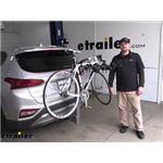 Yakima LongHaul 4 Bike Rack Review - 2019 Hyundai Santa Fe