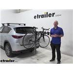 Yakima LongHaul 4 Bike Rack Review - 2020 Mazda CX-5