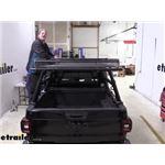 Yakima MegaWarrior Extra Large Cargo Basket Review - 2020 Jeep Gladiator