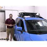 Yakima Roof Basket Review - 2020 Toyota RAV4