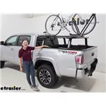 Yakima OutPost HD Overland Truck Bed Rack Review - 2020 Toyota Tacoma