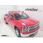 Yakima Q Tower Roof Rack Installation - 2014 Chevrolet Silverado 1500
