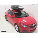 Yakima RocketBox Pro 14 Rooftop Cargo Box Review - 2014 Chevrolet Cruze