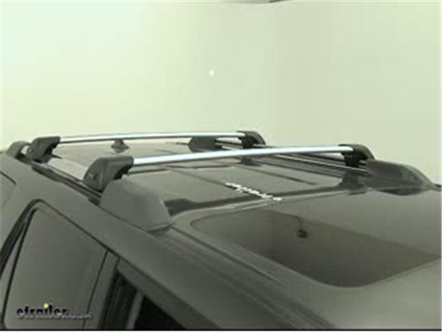 Custom Fit Kit For Yakima Flushbar Crossbars Raised Factory Side Rails Silver Yakima Roof Rack Y00158