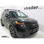 Yakima Roof Rack Review - 2014 Ford Explorer