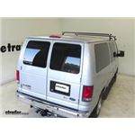 Yakima Roof Rack Installation - 2014 Ford Van