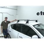 Yakima Roof Rack Review - 2014 Nissan Versa