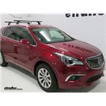 Yakima Roof Rack Review - 2017 Buick Envision
