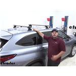 Yakima Roof Rack Review - 2021 Toyota Highlander