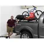 Yakima SkinnyWarrior Roof Rack Cargo Basket Review - 2009 Ford F-150