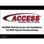 Access Tonneau Cover Manufacturer Demo