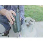 Camco Propane Cylinder Adapter Manufacturer Review