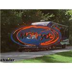 MORryde Tandem Axle Trailer Rubber Equalizers Manufacturer Demo