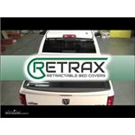 Manufacturer Installation of the Retrax Tonneau Covers