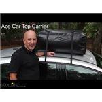 Rightline Gear Ace 2 Rooftop Cargo Bag Manufacturer Demo