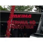 Yakima OverHaul HD Adjustable Truck Rack with HD Crossbars Manufacturer Review