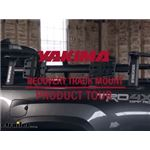 Yakima OverHaul HD and OutPost HD Truck Bed Ladder Rack Recovery Track Mount Manufacturer Product To