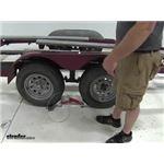 Fastway ONEstep Tandem Axle Wheel Chock Review