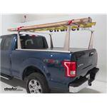 Adarac Pro Series Custom Truck Bed Ladder Rack Review