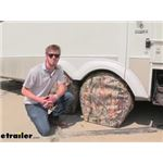 Adco Single Axle Tyre Gard RV Wheel Covers Review and Installation