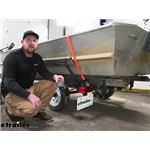 CE Smith Boat Trailer Tie-Down Bracket Review and Installation