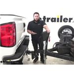 Lippert Power Stance Electric Trailer Jack Review and Installation