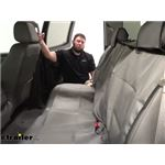 Aries Automotive Seat Defender Bench Seat Protector Review