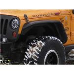 Aries Jeep Front Fender Flares Review