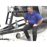 Ark Extreme Off-Road Ratcheting Trailer Jack with Wheel Review