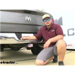 Au-Tomotive American Flag Trailer Hitch Cover Review