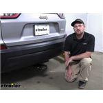 Au-Tomotive Jeep Trailer Hitch Cover Review