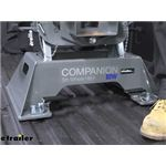 B and W Companion OEM 5th Wheel Hitch Review