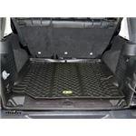 Bestop Custom Cargo Area Floor Liner Review - 2015 Jeep Wrangler Unlimited