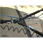 Blue Ox 7 to 4 Wire Coiled Electrical Cord Review