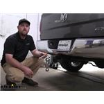 Blue Ox Trailer Hitch Receiver Lock Review