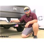 Bright Hitch American Flag Hitch Cover Review