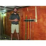 Brophy E-Track 5 Slot Tool Rack Review