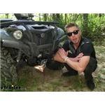 Bulldog Winch Powersports Series ATV Winch Review