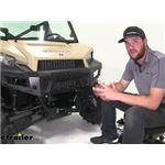 Bulldog Winch Custom-Fit ATV Winch Mount Reveiw
