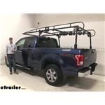 Buyers Products Ladder Racks Review - 2016 Ford F-150