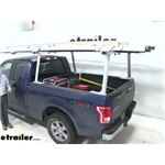 Buyers Products Over-The-Cab Truck Bed Ladder Rack Review